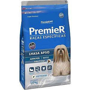 Ração Premier Raças Específicas para Cães Adultos Lhasa Apso Sabor Frango