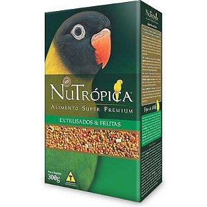 Ração Nutrópica Extrusados e Frutas para Agapornis 300g