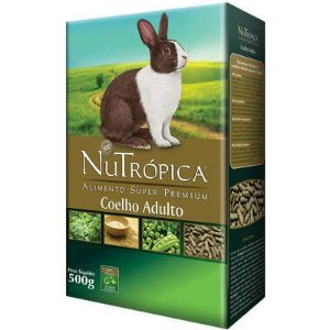 Ração Nutrópica para  Coelho Adulto