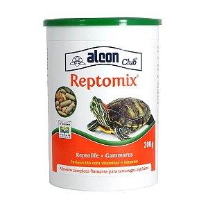 Ração Alcon Reptomix para Tartarugas 200g