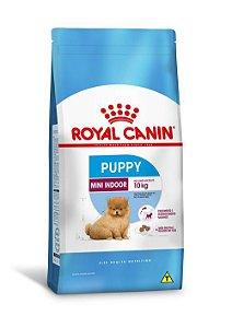 Ração Royal Canin para Cães Filhotes Raças Pequenas Mini Indoor Puppy