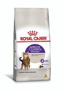 Ração Royal Canin para Gatos Adultos Castrados Control de Apetite Sterilised Appetite Control