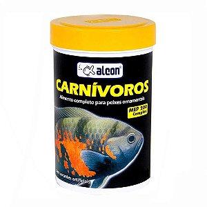 Ração Alcon Carnívoros para Peixe 90g