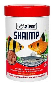 Ração Alcon Shrimp para Peixe 50g
