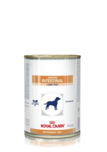 Ração Úmida Royal Canin Veterinary Diets para Cães Gastro Intestinal Low Fat Canine 410g