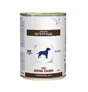 Ração Úmida Royal Canin Veterinary Diets para Cães Gastro Intestinal Canine 410g