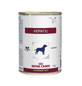 Ração Úmida Royal Canin Veterinary Diets para Cães Hepatic Canine 410g