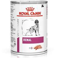 Raçao Umida Royal Canin Veterinary Diet para Cães Renais Renal Canine