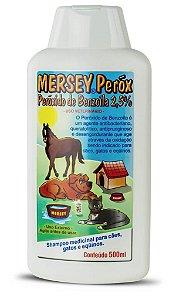 Sabão Líquido Mersey Dog  Peróxido de Benzoíla 500ml