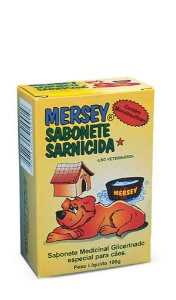 Sabonete  Mersey Dog Sarnicida 100g
