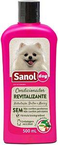 Condicionador Sanol para Cães 500ml