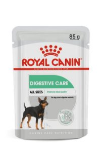 Ração Úmida Royal Canin Sache para Cães Adultos de Todas as Raças Digestive Care 85g