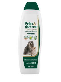 Pelo & Derme Hipoalergênico 320 ml