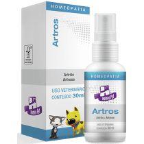 Homeopet Artros Tratamento Articulares em Cães e Gatos 30ml