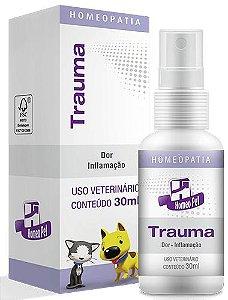 Homeopet Strong Tratamento de Traumatismo em Cães e Gatos 30ml