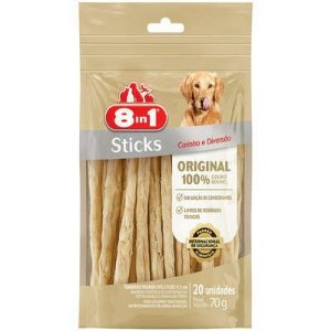 Petisco 8in1 Sticks Original 70g