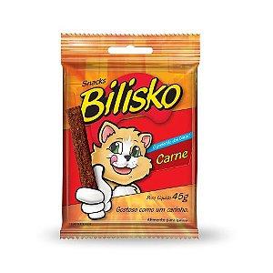 Petisco Bilisko para Gatos Bifinho Sabor Carne 45g