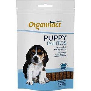 Suplemento Organnact Palitos Puppy 170g