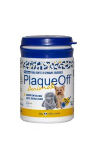 Plaqueoff Animal 40g