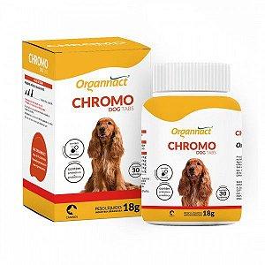 Chromo Dog Tabs Suplemento Vitamínico 18g com 30 Tabletes