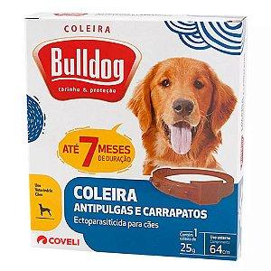 Bulldog Coleira Antipulgas e Carrapatos  25g