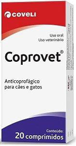 Coprovet 20 Comprimidos