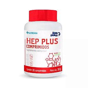 Nutrisana Hep Plus 30 Comprimidos