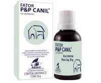 Fator P&P Canil Controle de Pulgas em Cães e Gatos 26g