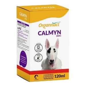 Calmyn Dog Suplemento Vitamínico 120ml