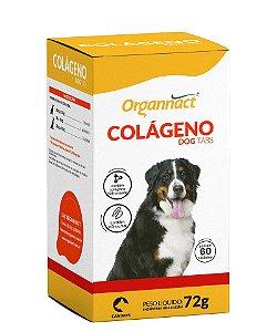 Colageno Dog Tabs Suplemento Aminoácido  72g