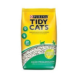 Areia Sanitária Tidy Cats 2kg
