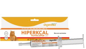 Hiperkcal Nutricuper Cat Suplemento Vitamínico  30g