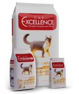 Ração Excellence Cat Adulto Sabor Frango
