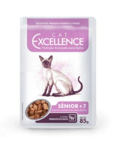 Excellence Sachê Cat Sênior +7 85g