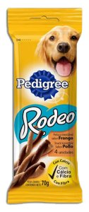 Pedigree Snack  Rodeo Frango 70g