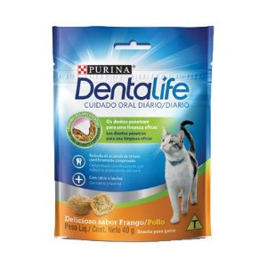 Dentalife Petisco para Gatos 40g