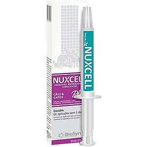 Suplemento Vitamínico Nuxcell Plus para Cães e Gatos 2g