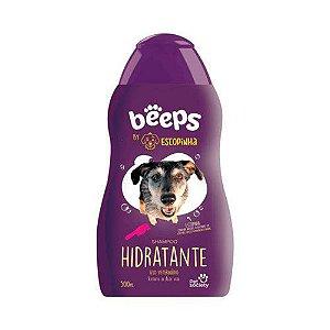 Shampoo Hidratante Estopinha Beeps Pet Society 500ml