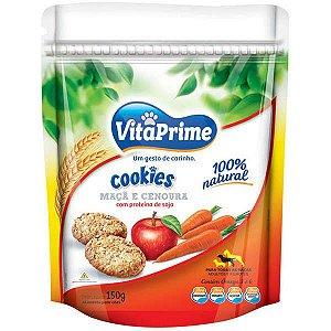 Vitaprime Cookies Maçã e cenoura 150g