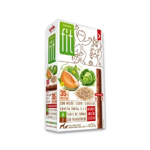 Stick Gourmet Fit Melão,Couve e Gergelim 50g