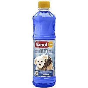 Eliminador de Odores Sanol Dog Tradicional 500 ml