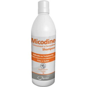 Micodine Shampoo 500ml