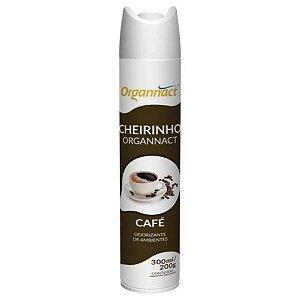 Aromatizador Cheirinho Organnact Café 300 mL