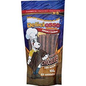 Deliciosso Palito Fino Chocolate 100g