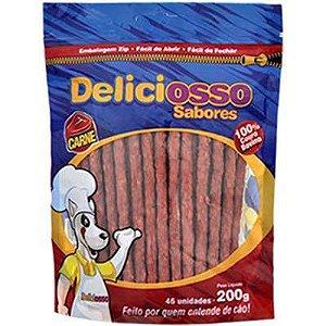 Deliciosso Palito Fino Carne 200g