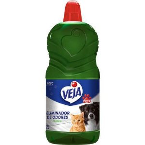 Veja Pets Eliminador Odores Herbal  2L