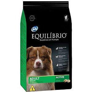 Equilibrio Cão Adulto Active 15kg