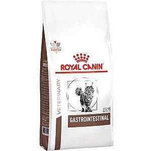 Ração Royal Canin Veterinary Diet para Gatos Gastro Intestinal Feline 4kg