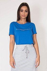 T-shirt Seja Gentil