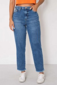 Calça Baggy Jeans